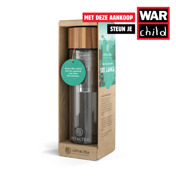 LoyalTea Infuser War Child